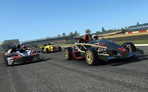 Real Racing  3 Screen Shot 13