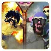 Clash Monster clans Adventure