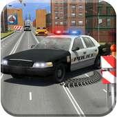 Police Car Driving : Traffic Car Racer