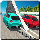 Chained Cars Thrilling Drive 2018