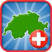 Cantons Of Switzerland - Quiz