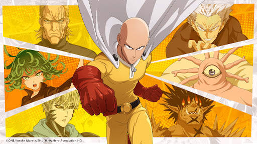 ONE PUNCH MAN: The Strongest (Authorized) Screen Shot 0