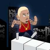 Tyga's Run The Block