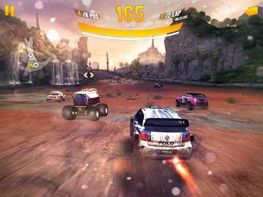 Asphalt Xtreme: Rally Racing Screen Shot 5