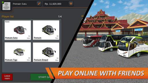 Bus Simulator Indonesia Screen Shot 4