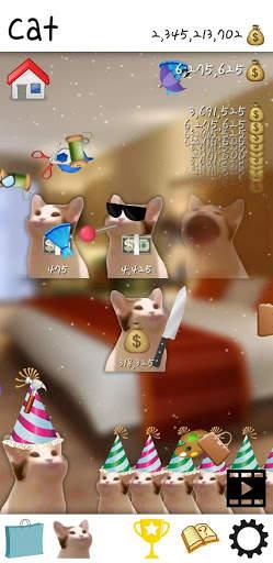 Pop Cat - Idle Clicker Screen Shot 8