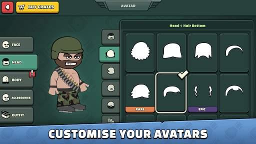 Mini Militia - Doodle Army 2 Screen Shot 3