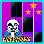 Undertale Piano Tiles