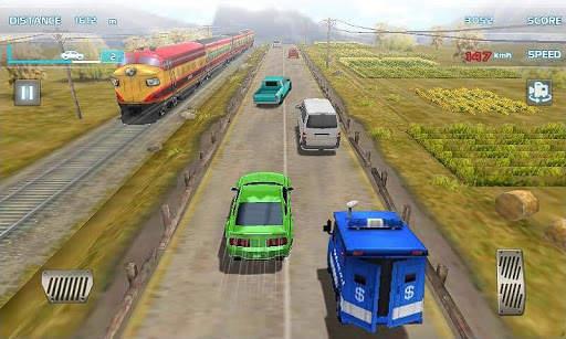 Turbo Driving Racing 3D Screen Shot 2