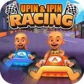 Upin Ipin Racing Car