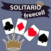 FreeCell Solitaire: card game