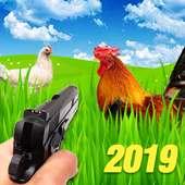 Chicken Shooter - Animal hunting 2019