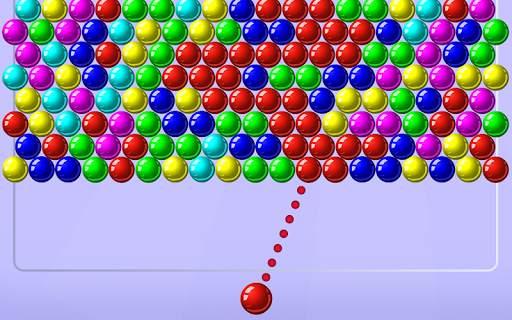 Bubble Shooter Screen Shot 0