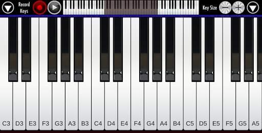 Real Piano Screen Shot 4
