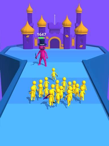 Join Clash 3D Screen Shot 8