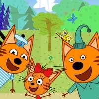 Kid-E-Cats: Kitty Cat Games!