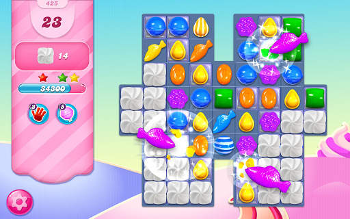 Candy Crush Saga Screen Shot 14