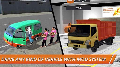 Bus Simulator Indonesia Screen Shot 5