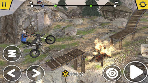 Trial Xtreme 4: Extreme Bike Racing Champions Screen Shot 4