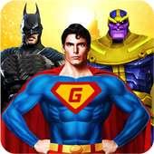 Immortal God Superhero Mafia Fight