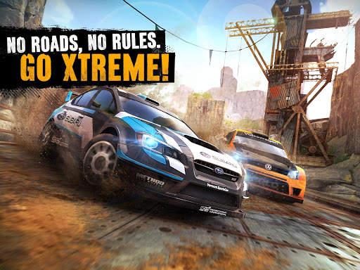 Asphalt Xtreme: Rally Racing Screen Shot 0