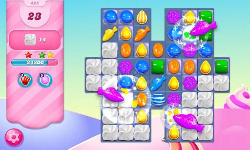 Candy Crush Saga Screen Shot 6