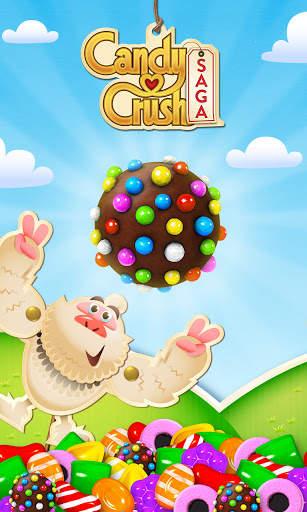 Candy Crush Saga Screen Shot 4