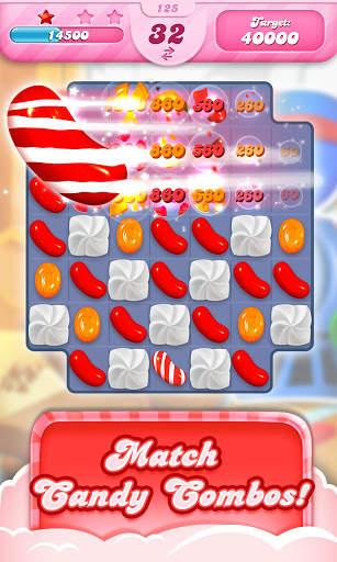 Candy Crush Saga Screen Shot 1