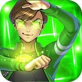 Ben Ultimate 10 Alien Power Surge