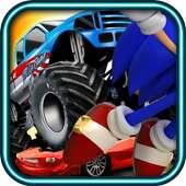 sonic racing run