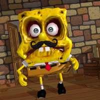 Neighbor Sponge Simulator: Secrete 3D