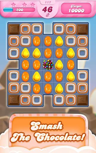 Candy Crush Saga Screen Shot 19