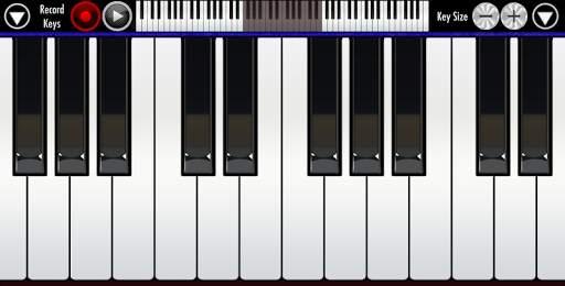 Real Piano Screen Shot 2