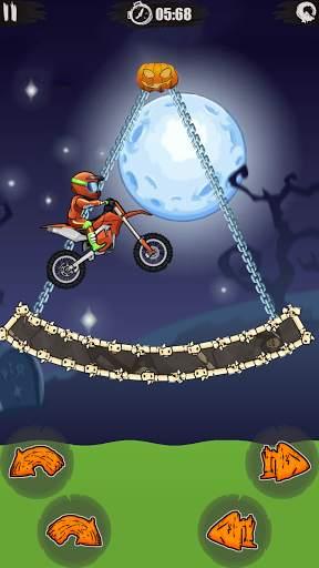 Moto X3M Bike Race Game Screen Shot 3
