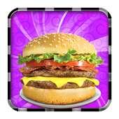 Hamburger Maker - Kids Game
