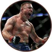 Guess the fighter — UFC Quiz