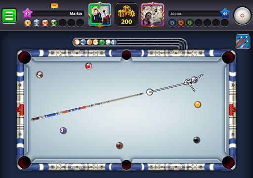 8 Ball Pool Screen Shot 16