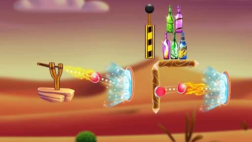 Bottle Shooting Game 2 Screen Shot 2