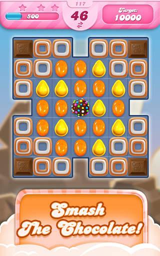 Candy Crush Saga Screen Shot 11