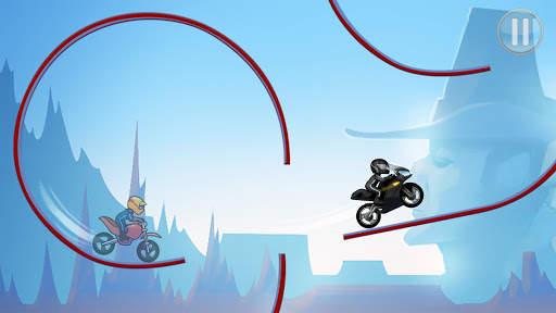 Bike Race:Motorcycle Games Screen Shot 0