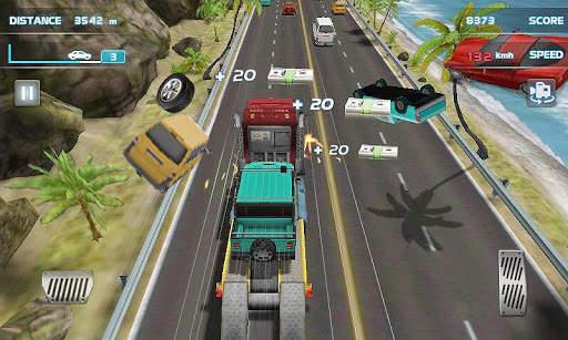 Turbo Driving Racing 3D Screen Shot 8