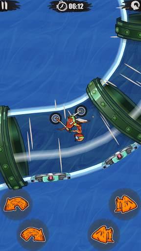 Moto X3M Bike Race Game Screen Shot 5