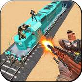 Train Sniper Shooter Free