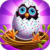 Hatchi Eggs Surprise
