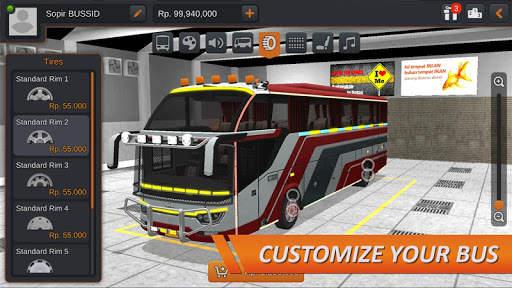 Bus Simulator Indonesia Screen Shot 3