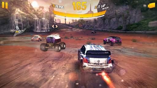 Asphalt Xtreme: Rally Racing Screen Shot 11
