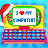 Christmas Kids Computer Game