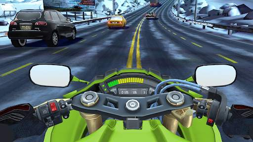 Moto Rider GO: Highway Traffic Screen Shot 2