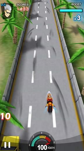 Racing Moto Screen Shot 6