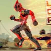 US Police Real Robot Hero - Gangster Vegas Revenge